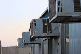 Air conditioners (Image: Todd Morris/Flickr)