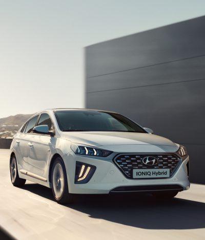 Hyundai Ioniq (Image: Hyundai.co.uk)