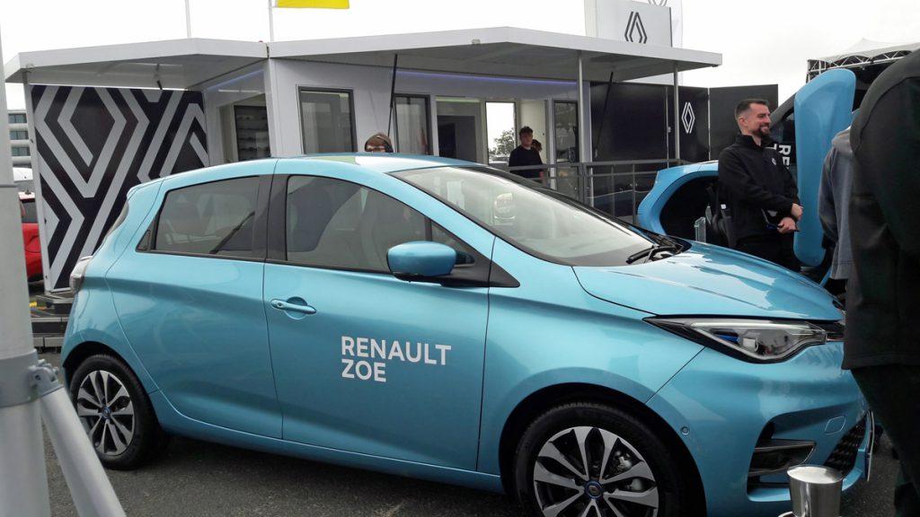 Renault ZOE EV (Image: TL/Tanjent)
