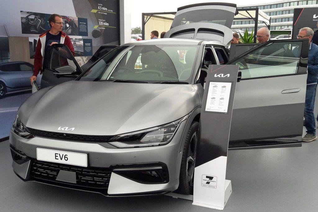 Kia EV6 (Image: TL/Tanjent)